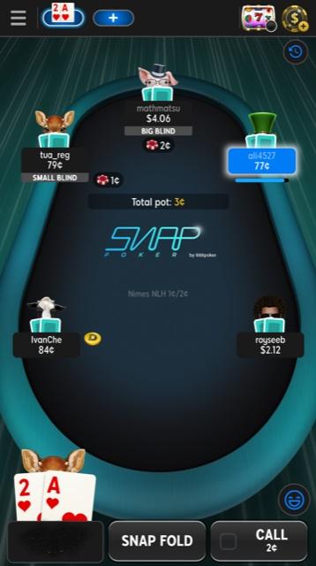 888 Snap Fold