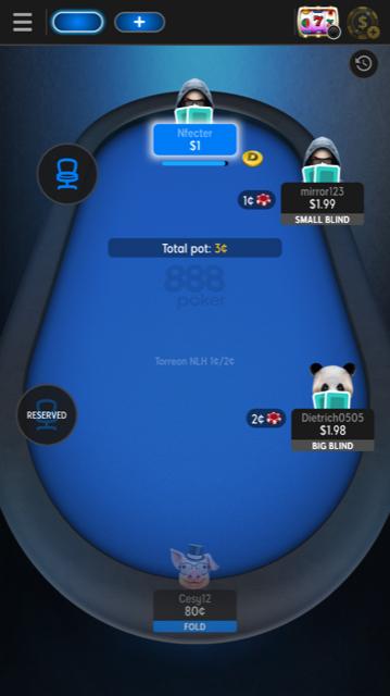 Uitbetalen 888 Poker