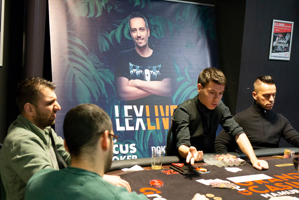 Lex Live Pokerfestival