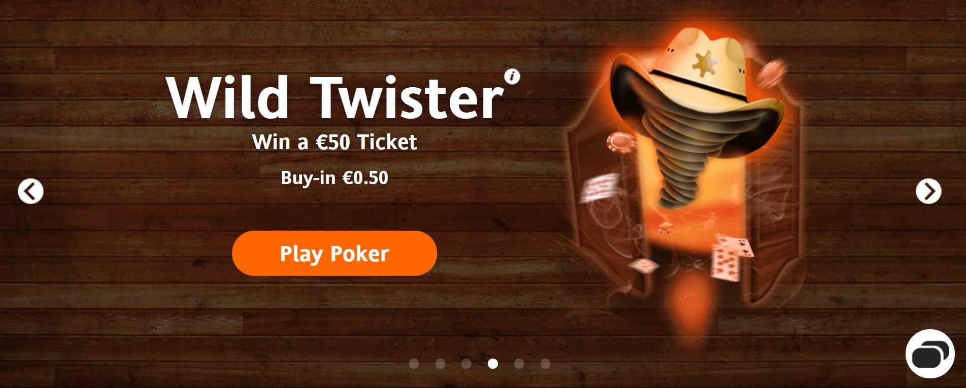 Wild Twister Betsson