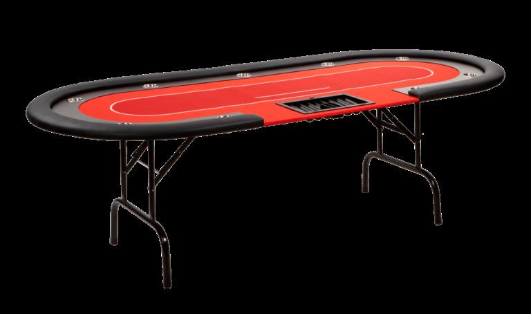 Pokertafel cashgame