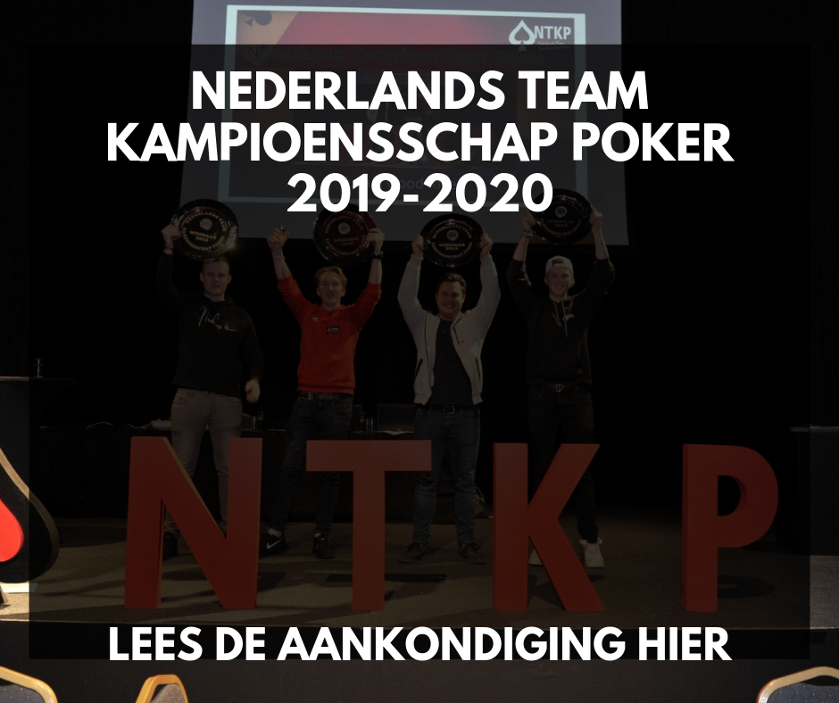 Nederlands Team Kampioenschap Poker 2019-2020