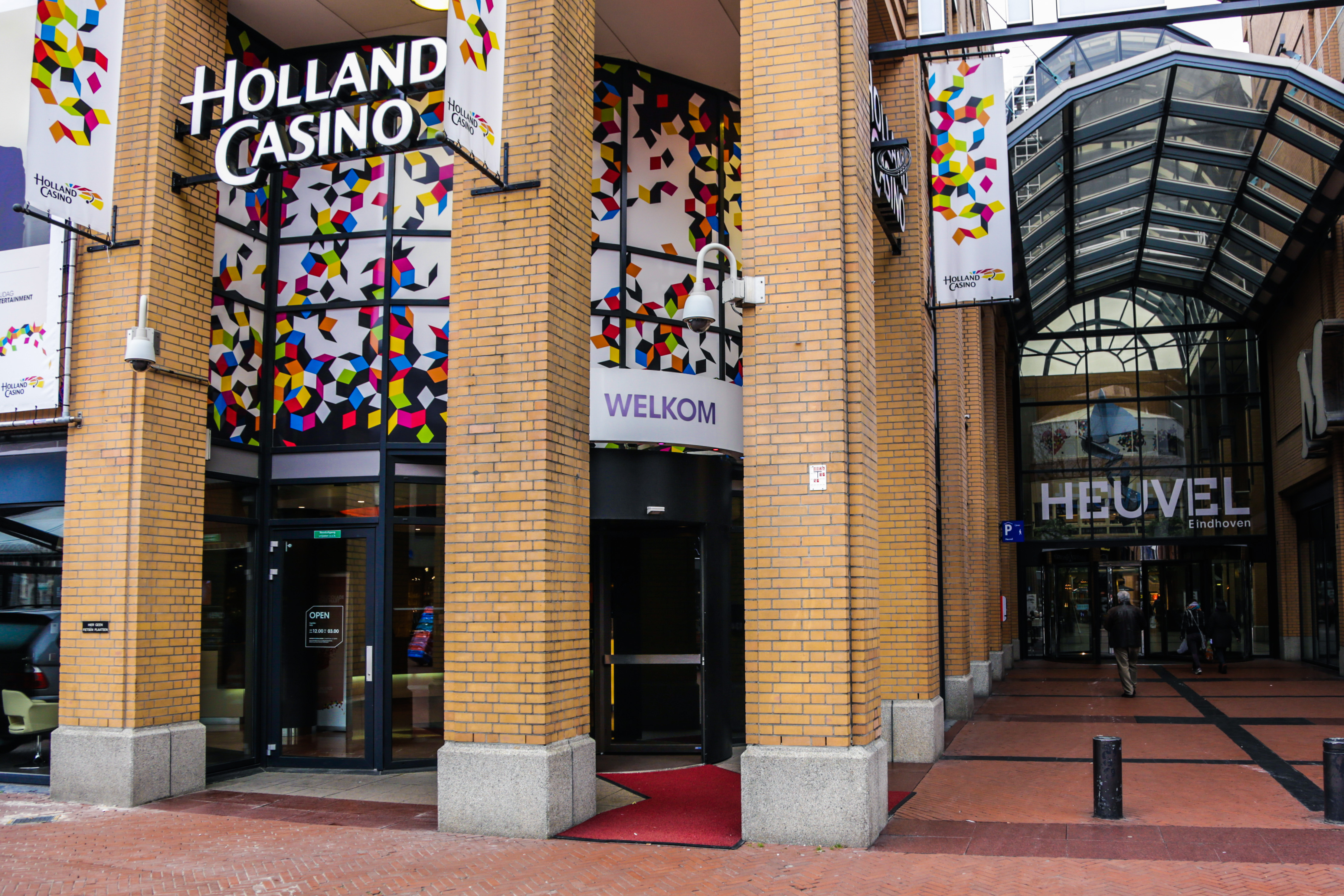 Pokertoernooi Holland Casino
