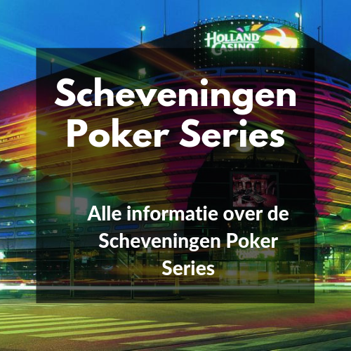 Holland Casino Poker Agenda