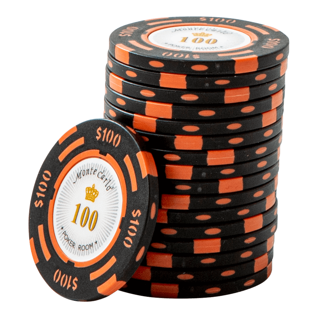 pokerchips monte carlo