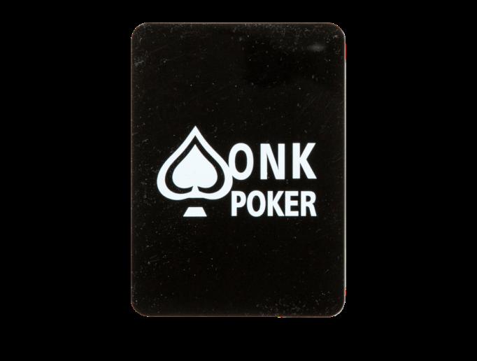 Cut card onk poker