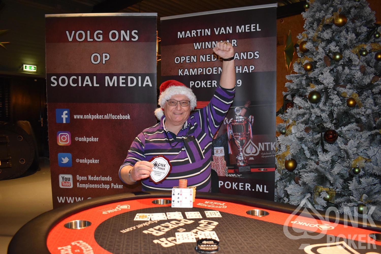 Pokerkampioen in noord-holland