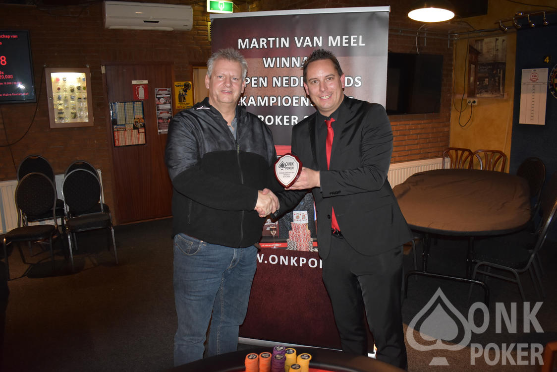 Pokerkampioenschap in Overijssel