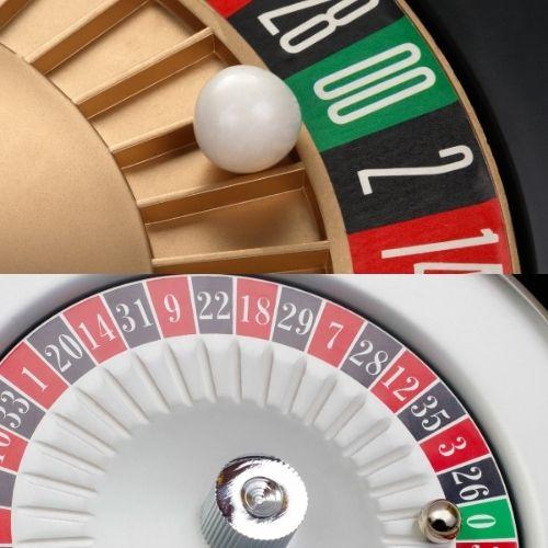 verschil tussen amerikaans en frans roulette