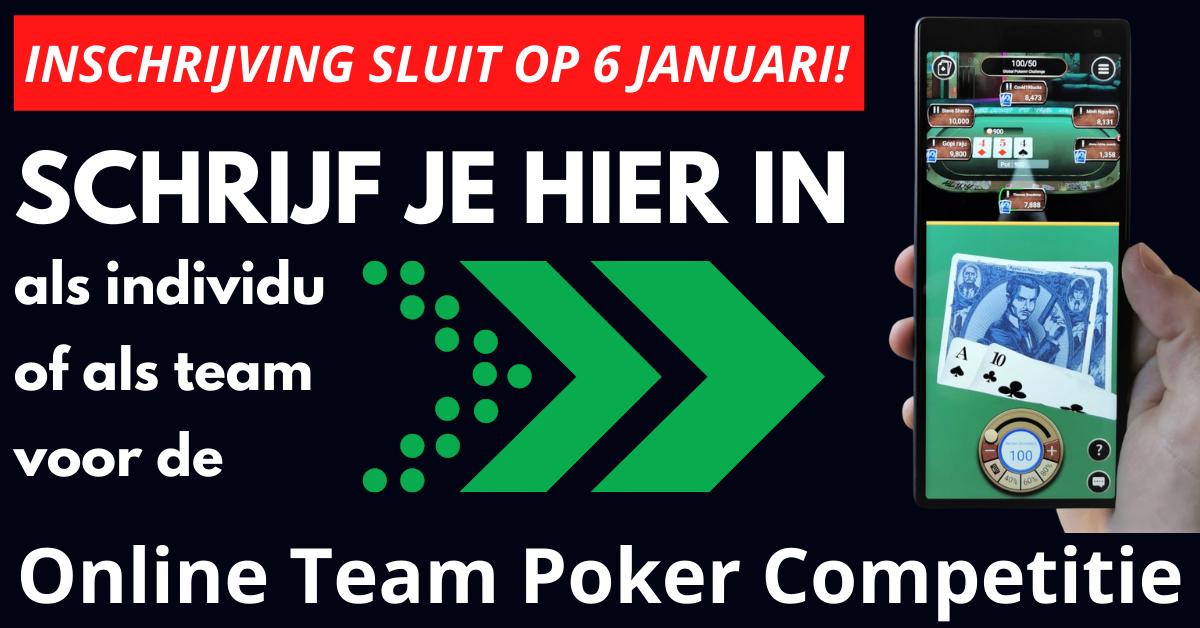 Online Team Poker