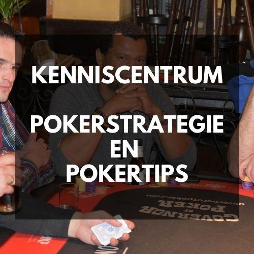 poker strategie en pokertips