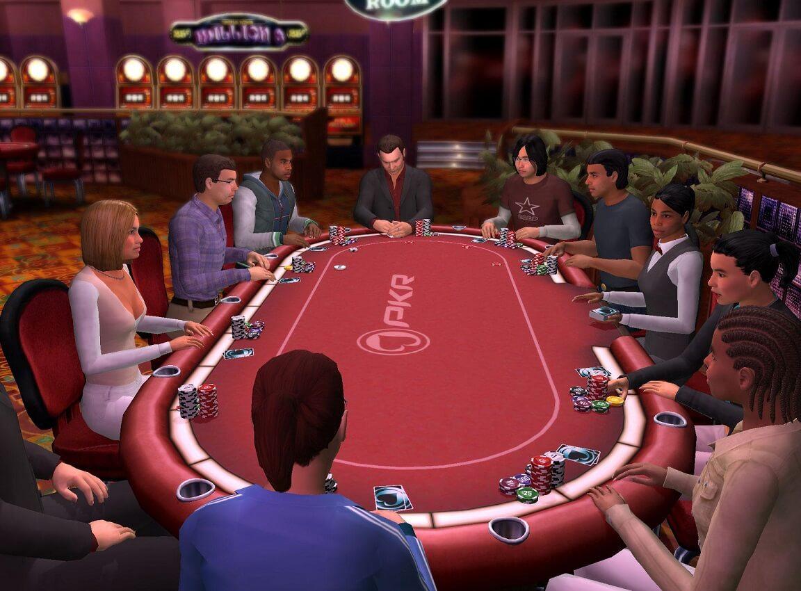 PKR Poker online