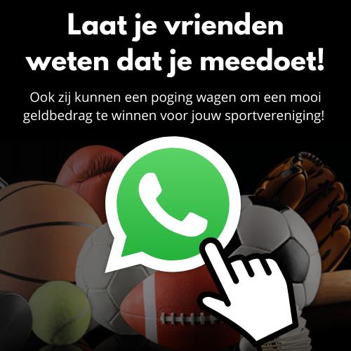WhatsApp je vrienden