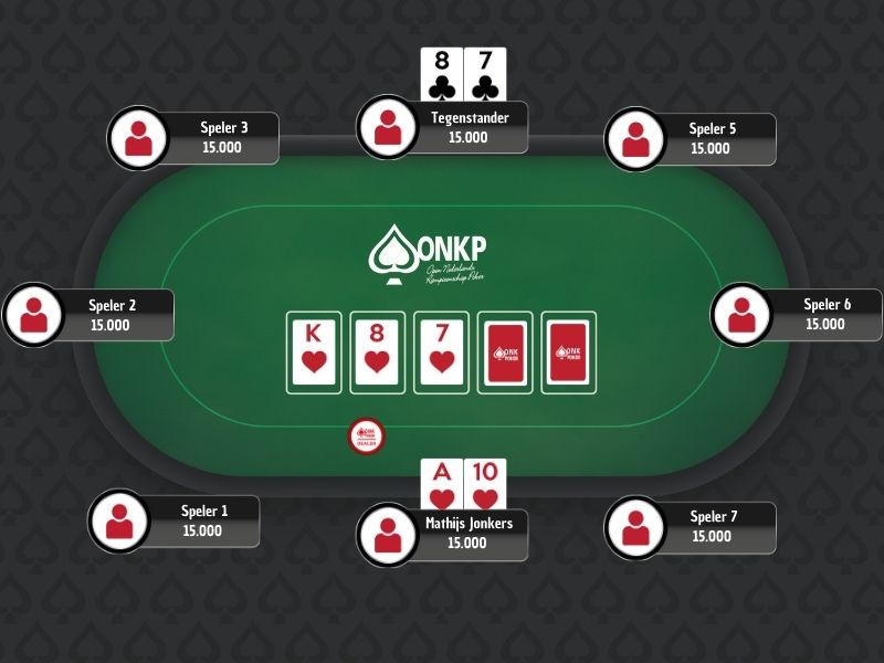 Poker Hands Flush