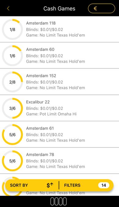 Bwin cashgame app