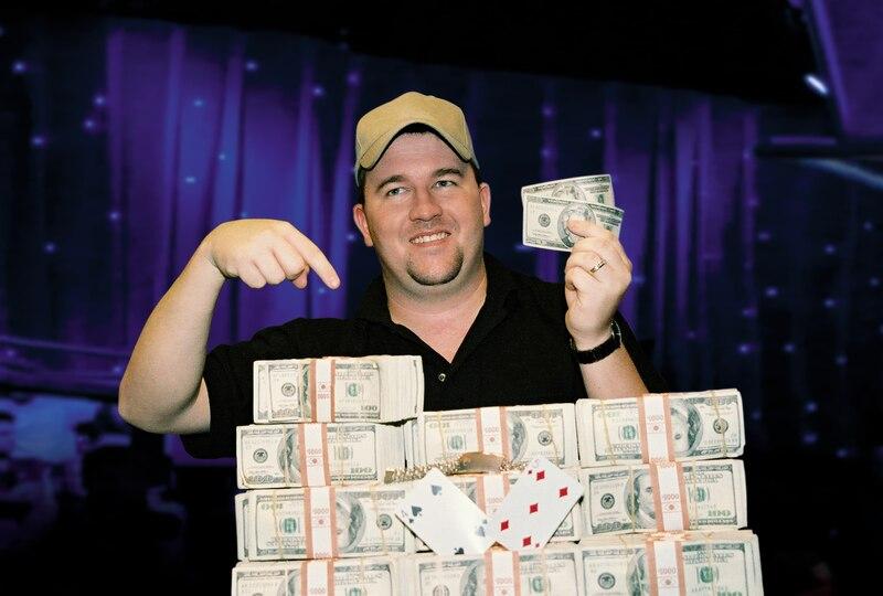 Chris Moneymaker Texas Holdem