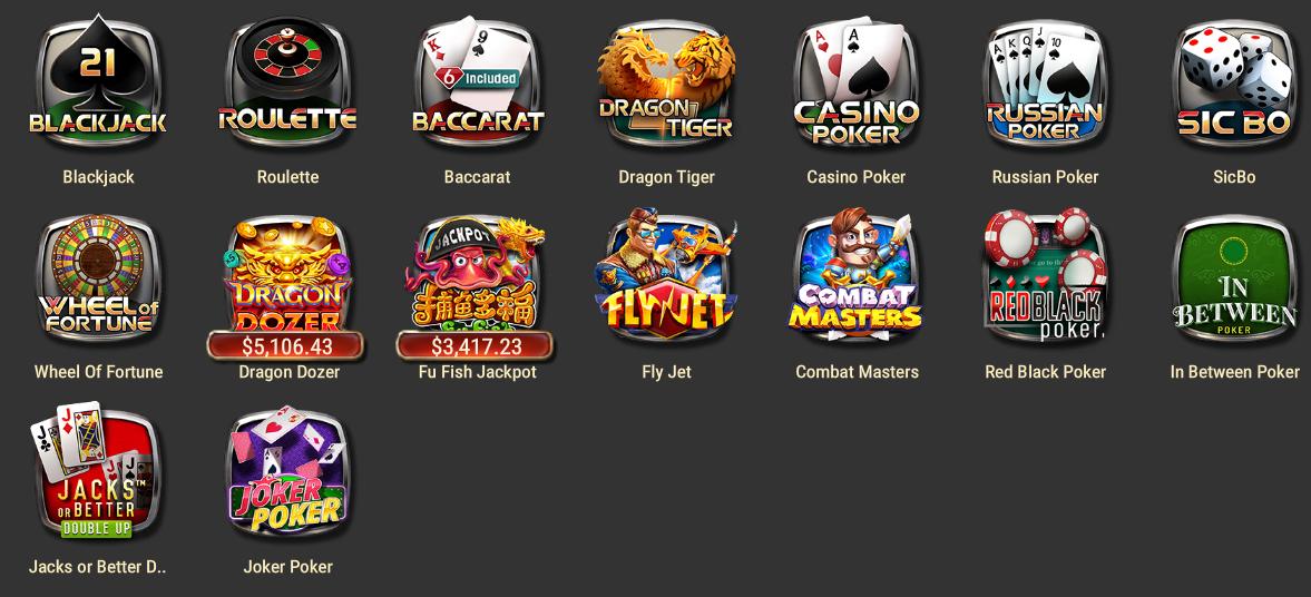 GG Poker Casino