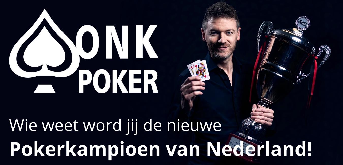 Pokerkampioen van Nederland