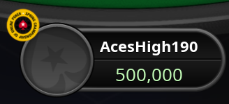 Pokerstars badges