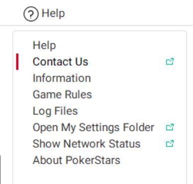 Pokerstars klantenservice