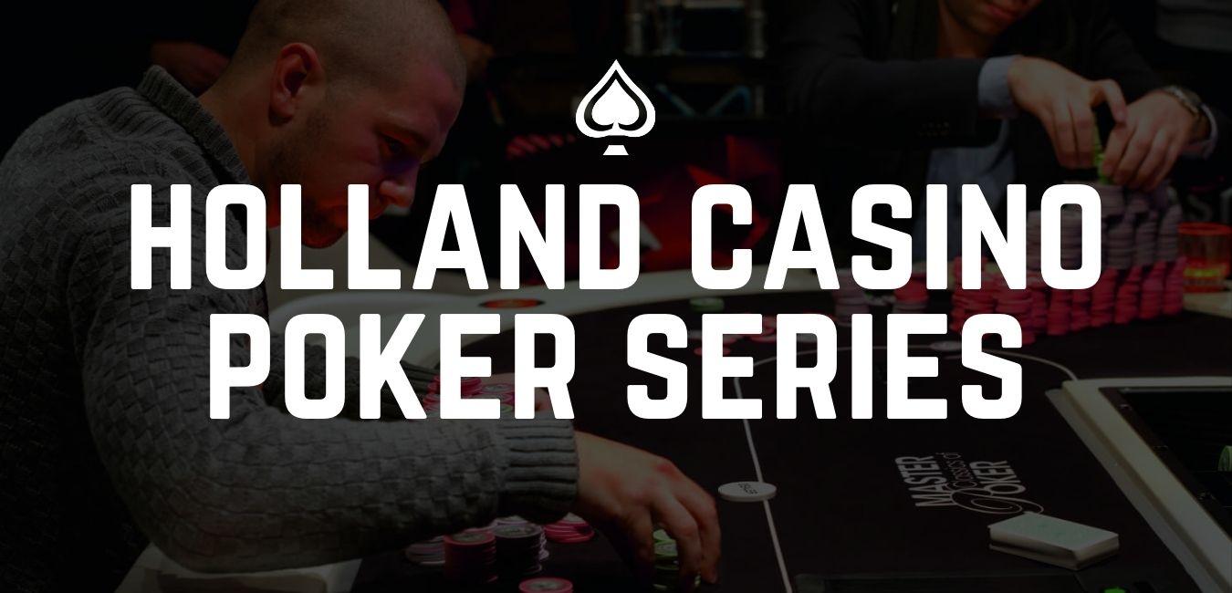 Holland Casino Poker Series