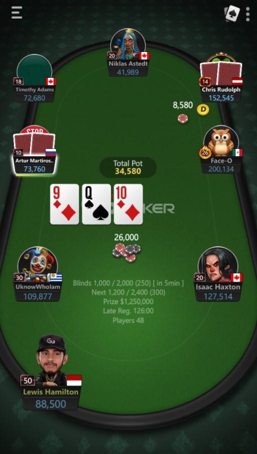 Hamilton GG Poker