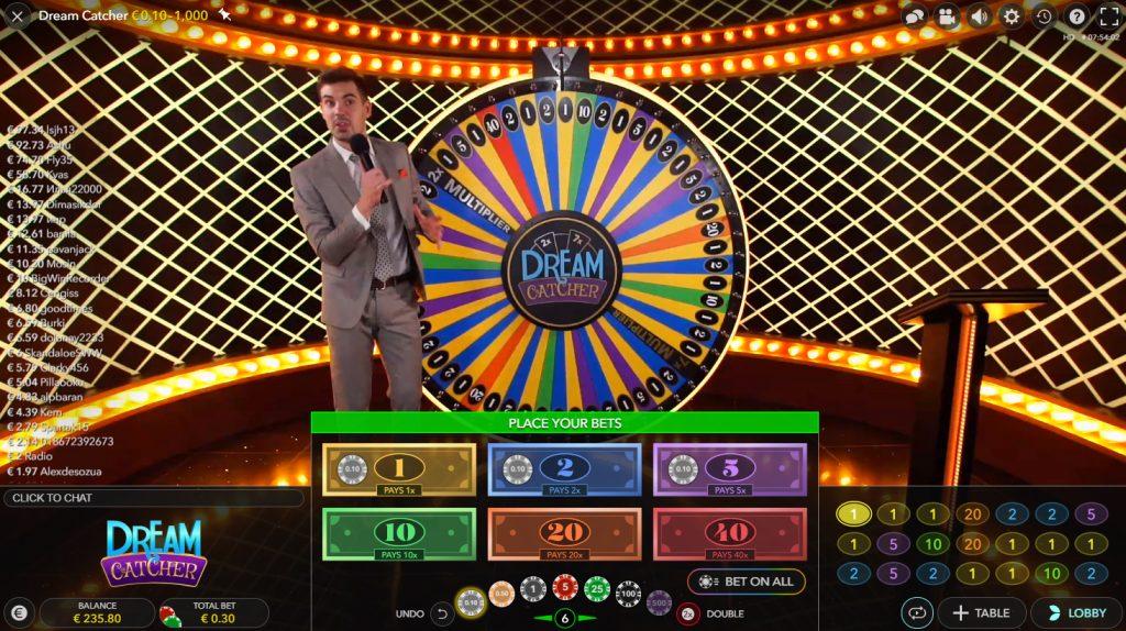 Dream Catcher Casino
