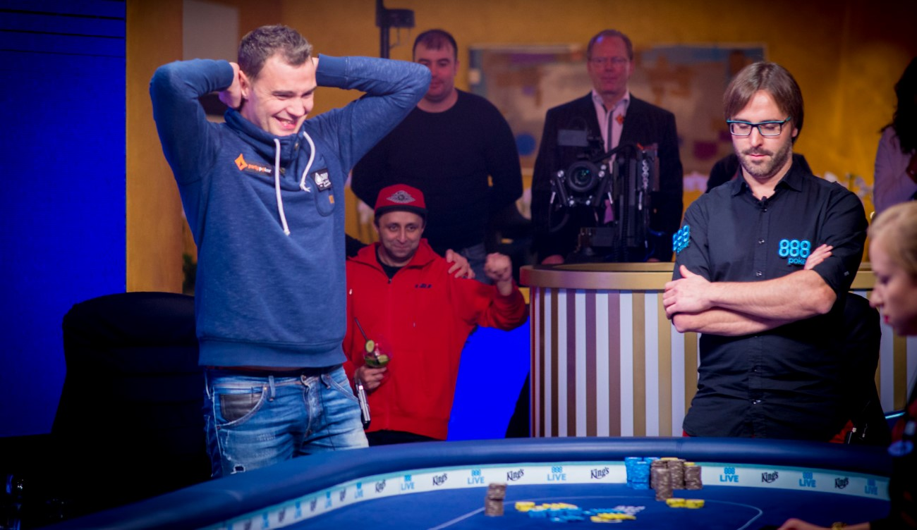 WSOPE final table 2017