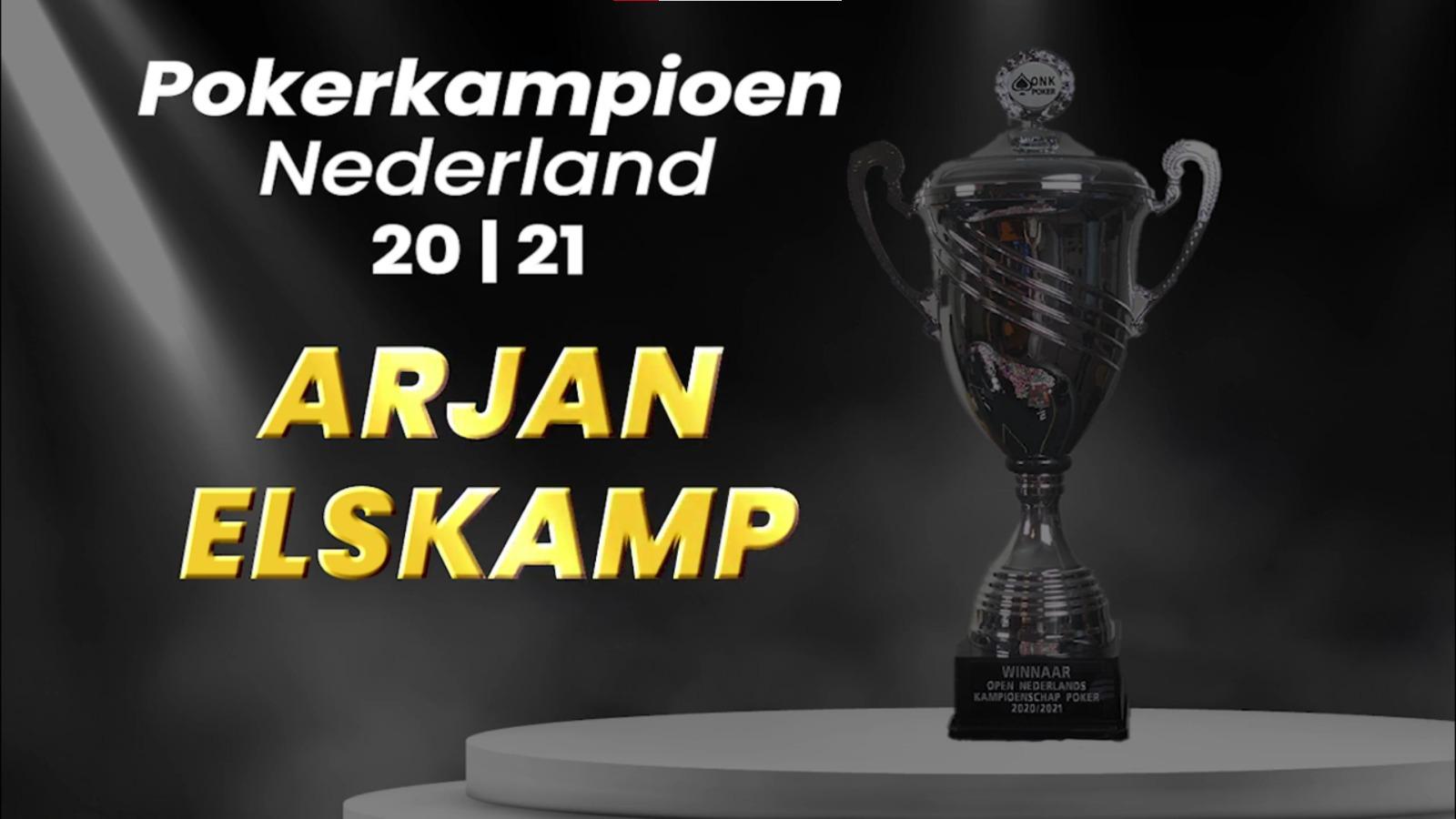 Arjan Elskamp