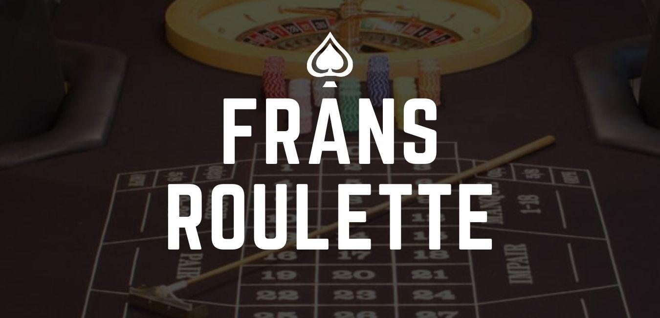 frans roulette online