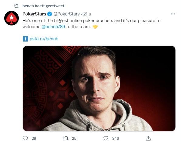 bencb pokerstars tweet