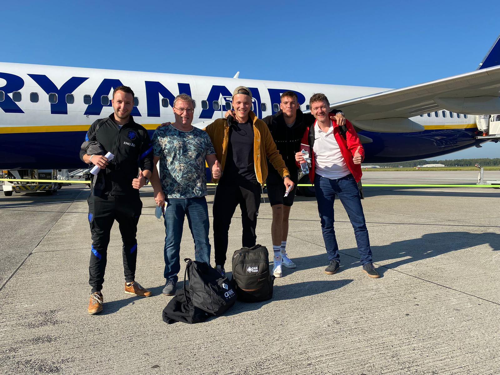 Team ONK Poker naar Slowakije