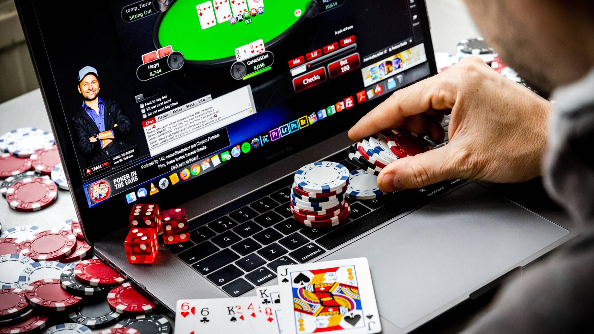 Wetgeving online poker