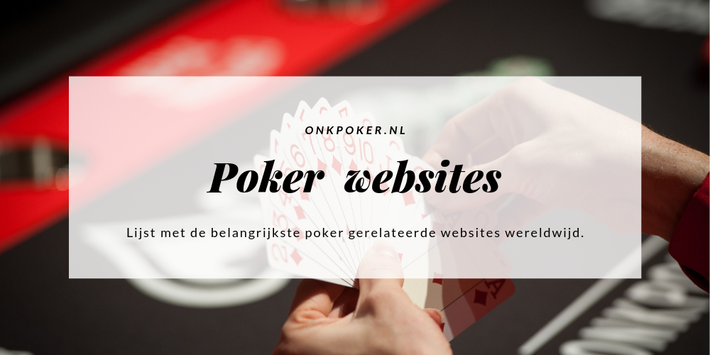 Poker Websites
