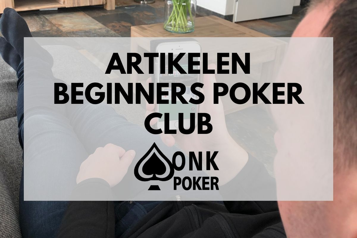 Beginners Poker Club