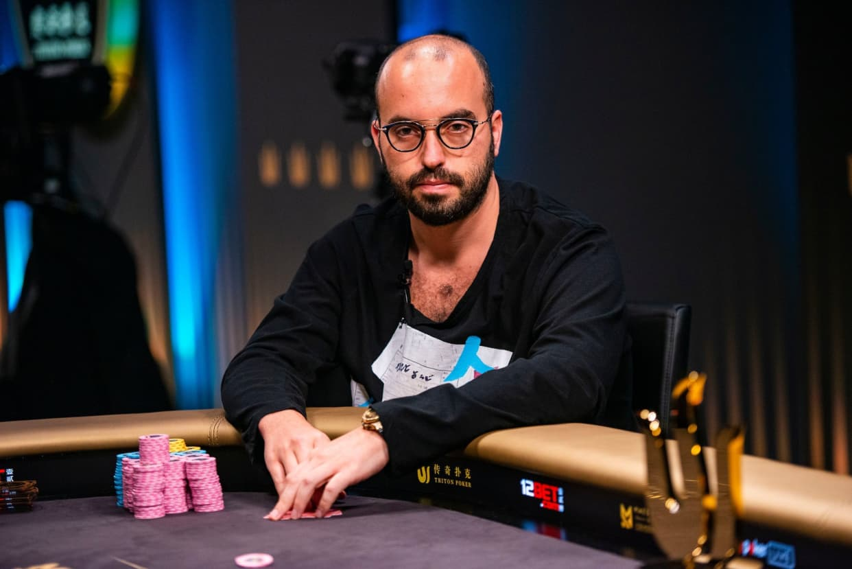 De nummer 1 op de all-time poker money list: Bryn Kenney