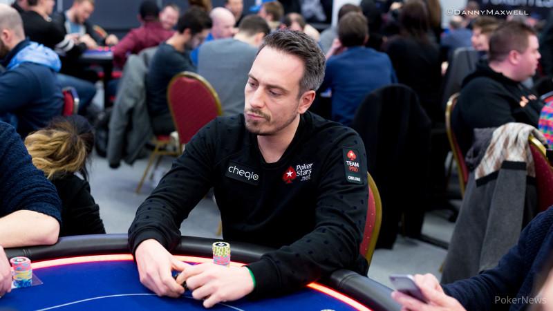 Lex Veldhuis pokerspeler