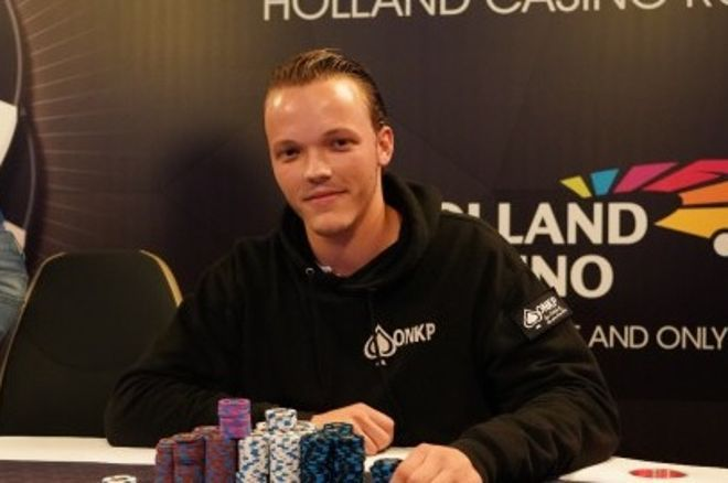 Ruurd Nauta 34ste in Sunday Million ($ 2.365,86)