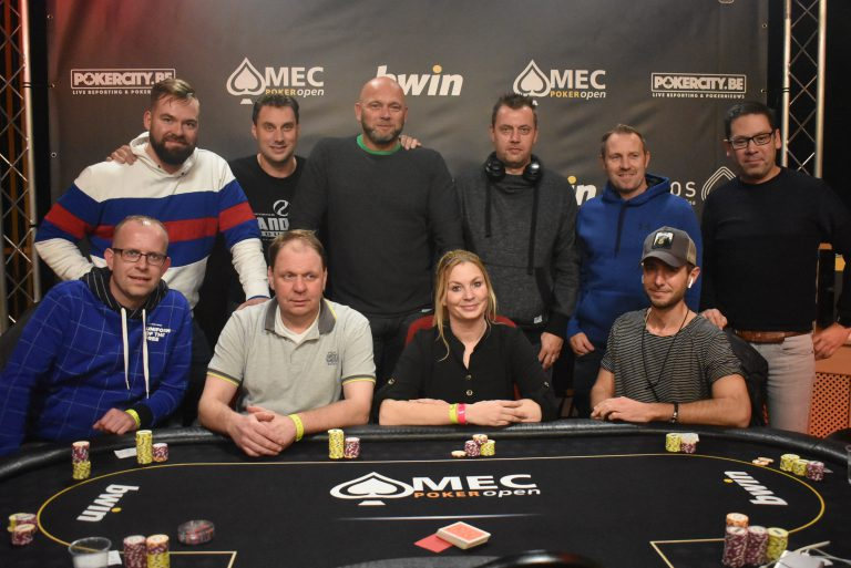 Lissy de Haan wint MEC Poker Open €60,- Freeze Out (€1.334)